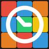Cube timer biểu tượng