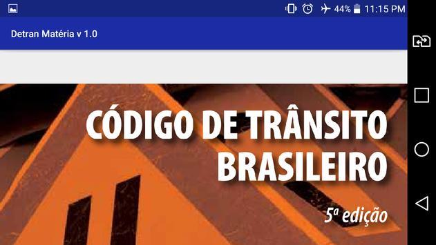 Concurso Detran Matéria Apostilas Grátis Prova ! screenshot 2