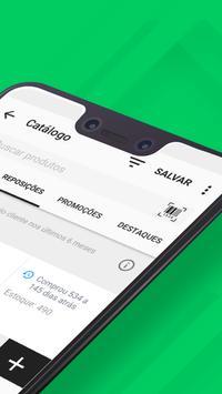 Gestão e controle de pedidos, vendas e clientes screenshot 4