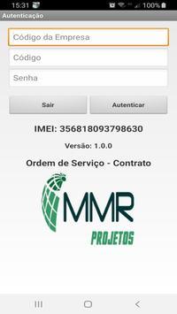 MMRExpress - Contratos poster