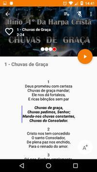 Harpa cristã + Corinhos Evangélicos screenshot 1