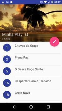 Harpa cristã + Corinhos Evangélicos screenshot 7