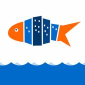 Peixe Urbano ícone