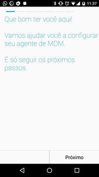 cloud4mobile - Agente de MDM Cartaz