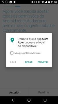 cloud4mobile - Agente de MDM imagem de tela 2