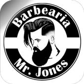 Barbearia Mr. Jones icon