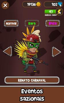 Renato Garcia: A Sobrevivência do Herói imagem de tela 9