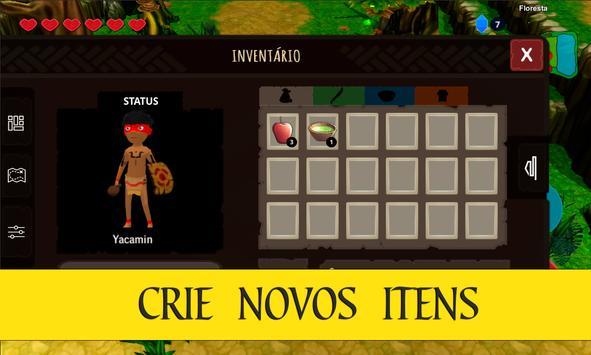 Caapora Adventure - A Vingança de Ojibe imagem de tela 3