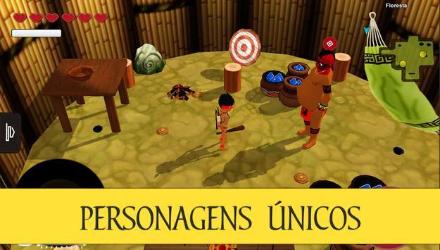 Caapora Adventure - A Vingança de Ojibe imagem de tela 6