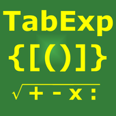 Table and Expressions icon