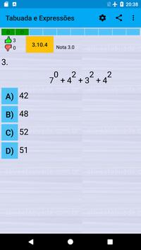 Table and Expressions screenshot 2