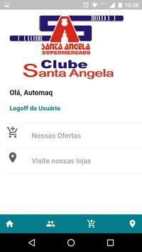 Clube Santa Angela screenshot 1