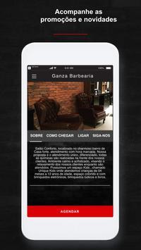 Ganza Barbearia screenshot 1