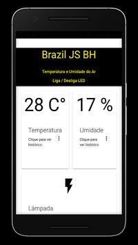 Brazil JS BH Poster