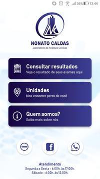 Nonato Caldas poster