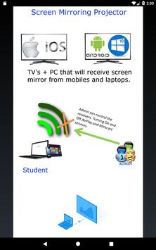 Screen Mirroring Projector screenshot 4