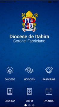 Diocese de Itabira poster