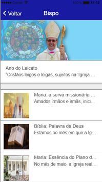 Diocese de Itabira screenshot 2