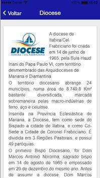 Diocese de Itabira screenshot 4