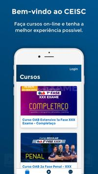 Ceisc - Cursos Online poster