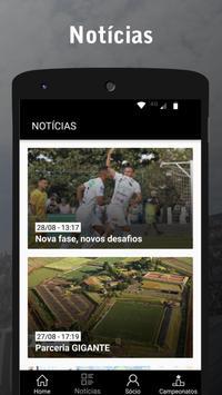 Comercial Futebol Clube screenshot 2