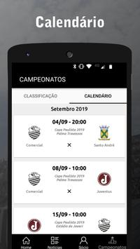 Comercial Futebol Clube screenshot 4