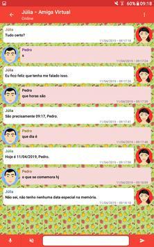 Júlia - Amiga Virtual screenshot 18