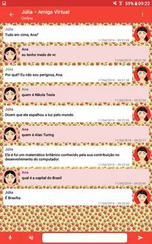 Júlia - Amiga Virtual screenshot 7