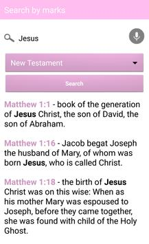 Holy Bible Screenshot 3