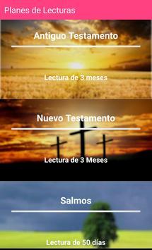Santa Biblia captura de pantalla 2
