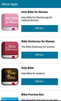 Holy Bible скриншот 4
