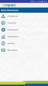Amparo Gestão Colaborador screenshot 5