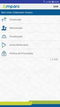 Amparo Gestão Colaborador screenshot 2