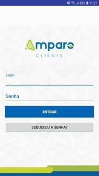Amparo Gestão Cliente Homologação poster