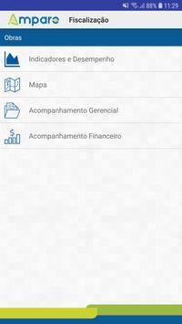 Amparo Gestão Cliente Homologação screenshot 3