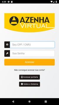Azenha Virtual poster