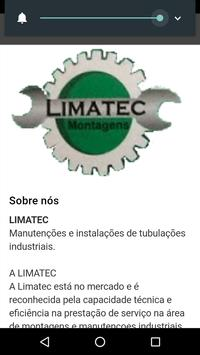 Limatec screenshot 2