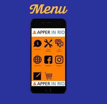 Apper in Rio screenshot 1