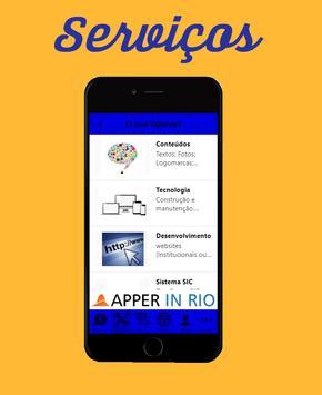Apper in Rio screenshot 2