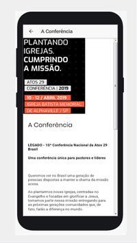 Atos29 Brasil screenshot 2
