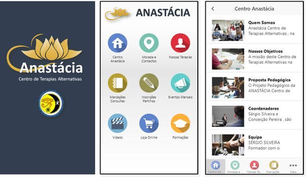 Escola Anastácia screenshot 1