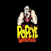 Popeye Lanches icon