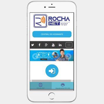 Rocha Net screenshot 1