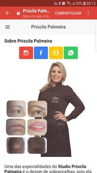 Studio Priscila Palmeira screenshot 2