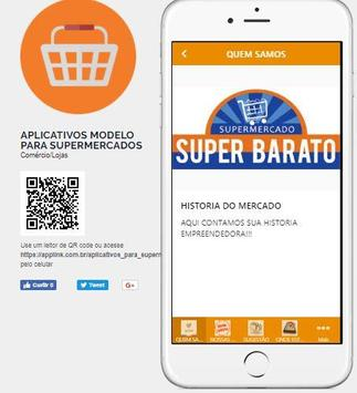 APLICATIVO MODELO PARA SUPERMERCADOS screenshot 5