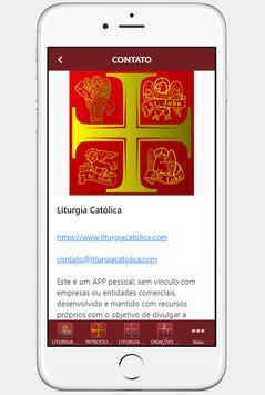 Liturgia Diária com Missal Romano скриншот 7