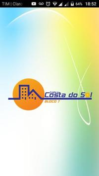 Edifício Costa do Sol - Bloco 7 poster