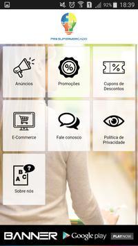 PR8 SUPERMERCADOS - LOJA MODELO screenshot 3