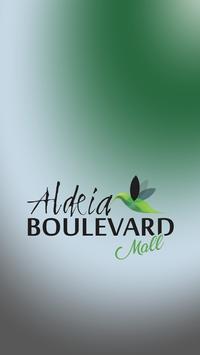 Aldeia Boulevard Mall poster