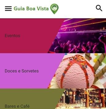 Guia Boa Vista screenshot 1